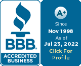 Total Plumbing Service, Inc. is a BBB Accredited Plumber in Mesquite, TX