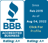 Tip Top Foundation Repair, LLC is a BBB Accredited Foundation Contractor in The Colony, TX
