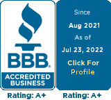 Avatar's Landscaping is a BBB Accredited Landscape Designer in Dallas, TX